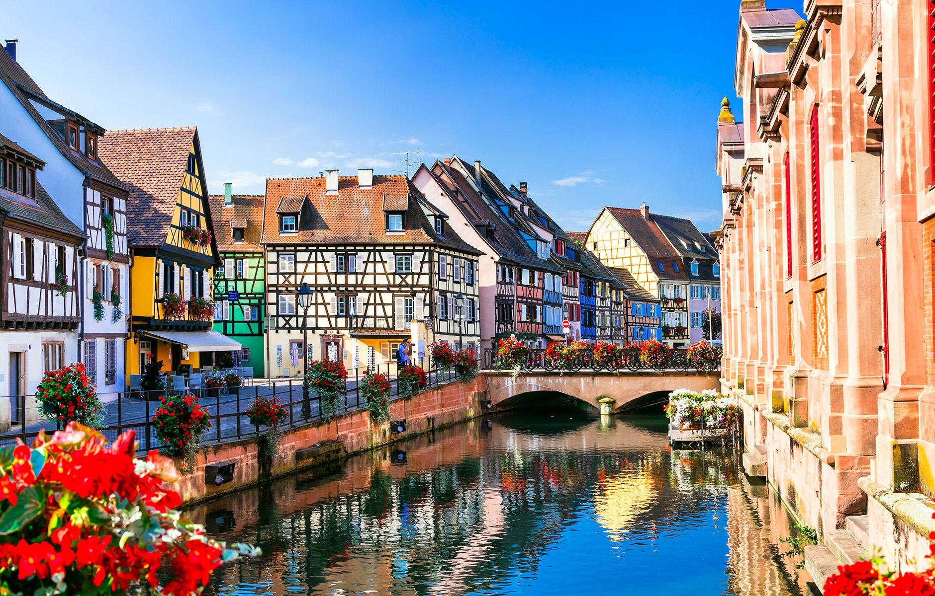 Location de gîte en Alsace
